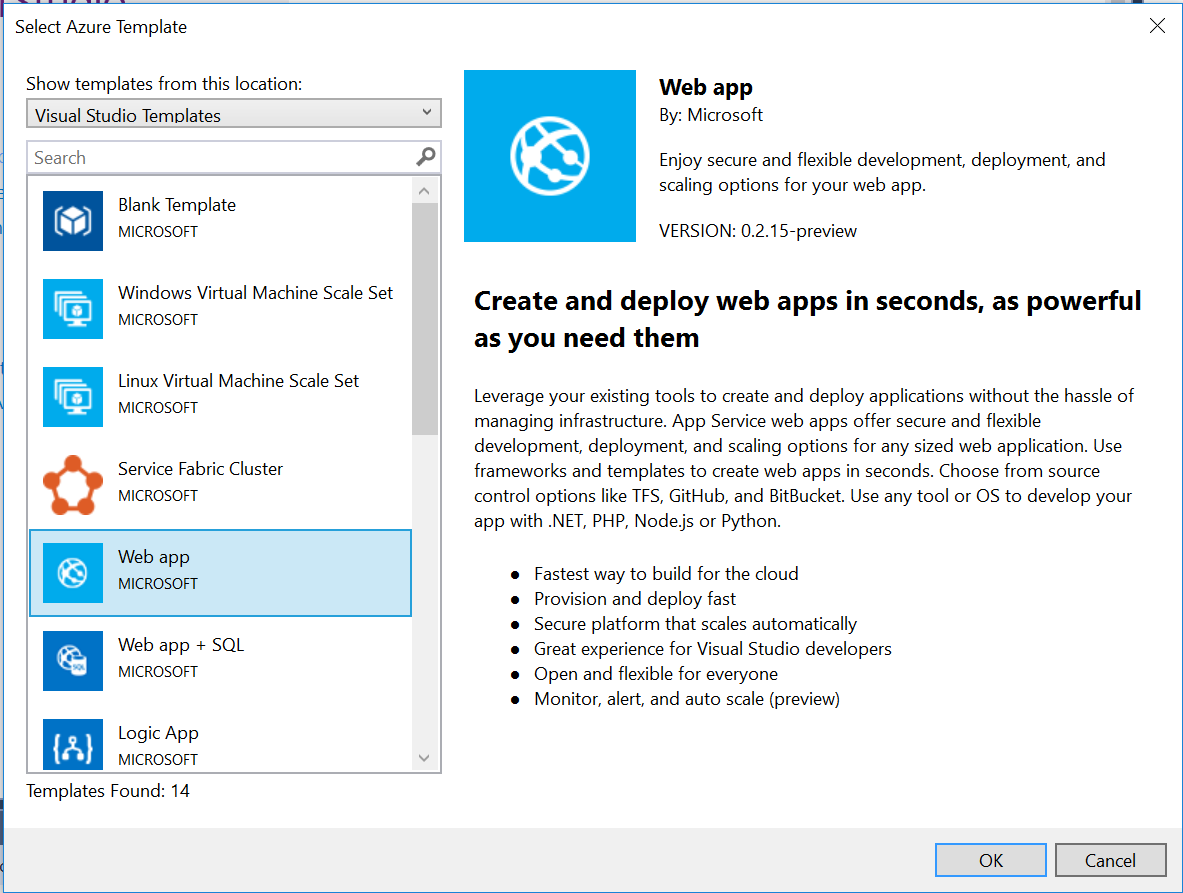 DevOps with VSTS - The First Way: Continuous Delivery - BlueBasher.Web